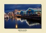 Reykeavik harbour ICELAND 2016