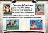 Cartoon Adventures: page 1