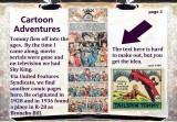 Cartoon Adventures: page 2