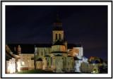 L'Abbaye sous la nuit