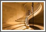 L'escalier montre le chemin