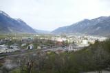 Martigny and area