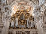 Organ, Czech Republic Church
