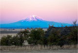 Mt_Adams_rising in the morning, Central WA
