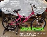 Unicycle Exerciser