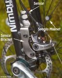 Speedo Sensor Mount