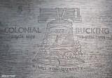 Colonial Bucking saw