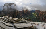 Angel's Landing - At the top