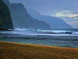 Morning Shower, See Beach