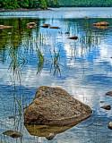 A Breeze on Jordan Pond