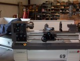 Clausing 2500 Lathes