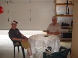 Bobby and GrandPa D