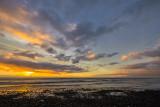 Otaki Beach Sunset  - 12 May 2017