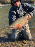 October 1-3, 2018 --- Morice River, British Columbia