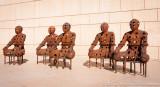 Warrior Sculptures