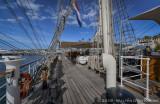 Starboard looking Aft