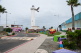 Border at Playas de Tijuana