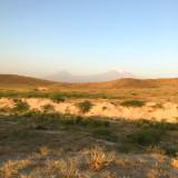 Mount Ararat was always visible in the distant