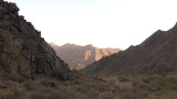 Meghri with view towards the Iran