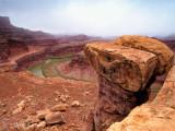 Balanced Rocks and the gooseneck