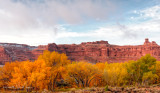 Fall Color Display - Courthouse Wash