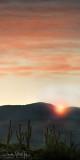 Sunrise Near Globe