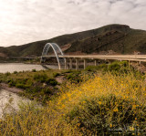 Bridge near Roosevelt Dam