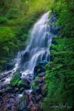 Wahkeena Creek Falls