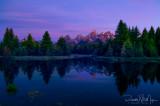 Schwabacher Landing Dawn
