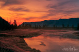 Dawn over the Madison River