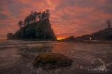 Second Beach Sunset 1