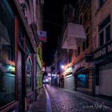 Brussels Street Scene