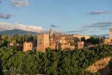 La Alhambra Sunset