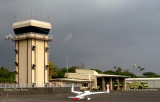 July 2009 - the FAA Air Traffic Control Tower and fire station at Kona International Airport at Keahole (KOA)