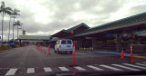 July 2009 - entrance to Hilo International Airport (ITO) on the east side of the Big Island