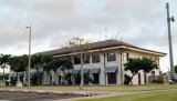 2009 - the Admin building at Coast Guard Base Sand Island, Honolulu