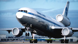 1984 - Pan Am DC10-30 N84NA Clipper Glory of the Skies aviation airline stock photo #US8412