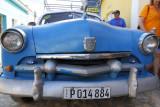 Taxi closeup