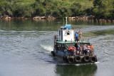 You can take this ferry to the fort from Cienfuegos