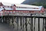 Back of cannery