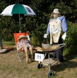 Skidby Scarecrows 2018