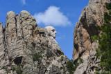 George of Mt. Rushmore