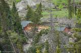 Home Destroyed by Mudslide