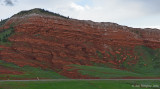 Red Rock West of Cody