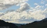 Sky Over Lamar Valley