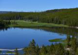 A Beautiful Day in Yellowstone