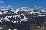 Absaroka Mountains from the Beartooth Highway