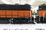 Alan Burns. New Walthers GP35 Ph2.