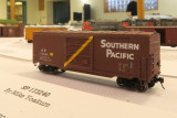 Mike Yoakum N scale model, from Bruce Barney 3D printed parts.