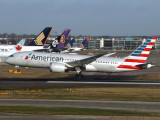 American Airlines (Airbus A-300-600/Boeing 721/722/732/733/747-SP/757/762/763/DC-10/MD-11/MD80/SD-330/